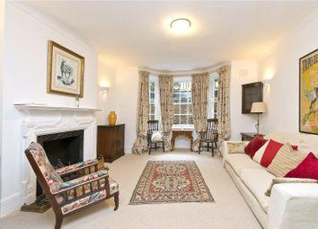 Thumbnail 3 bed flat to rent in Bullingham Mansions, Kensington Church Street, London