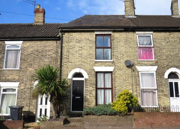 Thumbnail 2 bed terraced house for sale in Carrow Road, Norwich