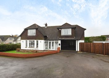 Thumbnail 4 bed detached house for sale in Redhill Road, Rowland's Castle