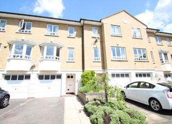 Thumbnail 4 bedroom town house to rent in May Bate Avenue, Kingston Upon Thames