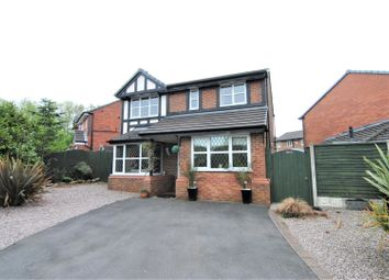 Thumbnail 4 bed detached house for sale in Osborne Drive, Chorley