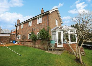 Thumbnail 3 bedroom detached house for sale in Westfield Close, Five Ashes, Mayfield, East Sussex.