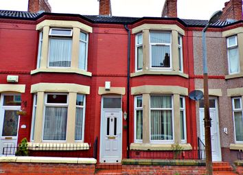 Thumbnail 2 bed terraced house for sale in Clifford Street, Birkenhead