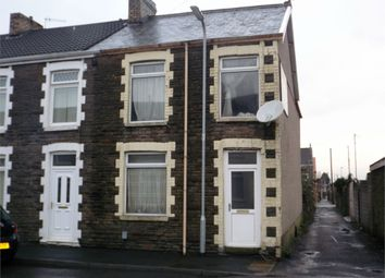 Thumbnail 3 bed end terrace house for sale in Tucker Street, Briton Ferry, Neath, West Glamorgan