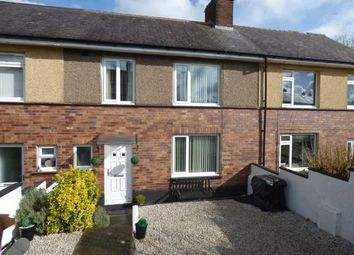 Thumbnail 3 bed terraced house for sale in Queens Avenue, Bangor, Gwynedd