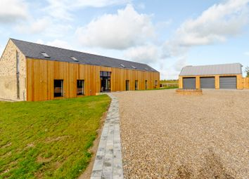 Thumbnail 5 bedroom barn conversion for sale in Church Lane, Kirkby-La-Thorpe, Sleaford