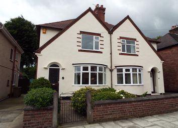 Thumbnail 3 bed semi-detached house for sale in St. Johns Road, Eastham, Wirral