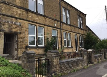Thumbnail 3 bed end terrace house for sale in Chestnut Street, Fartown, Huddersfield