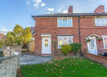 Thumbnail 3 bed semi-detached house for sale in Cartmel Gardens, Morden