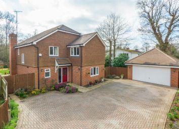 Thumbnail 4 bed detached house for sale in Dickley Lane, Lenham, Maidstone