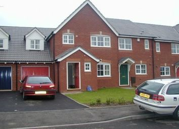 Thumbnail 3 bed terraced house to rent in Faulconbridge Way, Heathcote, Warwick