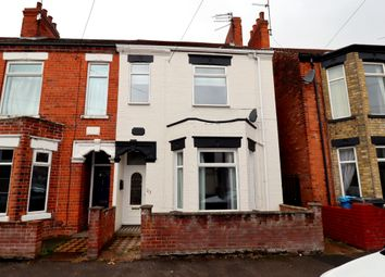 Thumbnail 3 bed end terrace house to rent in Westminster Avenue, Hull, Yorkshire