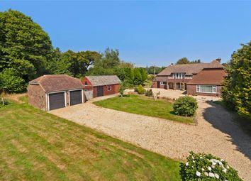 Thumbnail 5 bedroom detached house for sale in North Elham, Elham, Canterbury, Kent