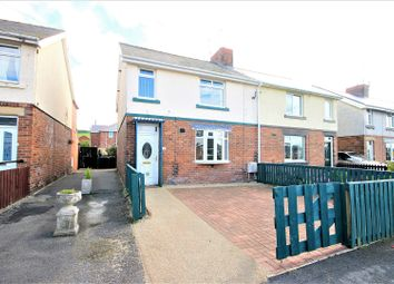 Thumbnail 3 bed semi-detached house for sale in Garden Avenue, Durham