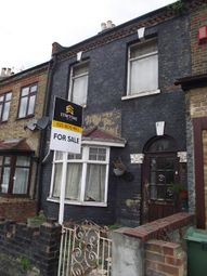 Thumbnail 3 bedroom terraced house for sale in Queens Road, Walthamstow, London