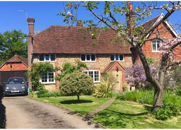 Thumbnail 3 bed cottage for sale in The Green, Dunsfold