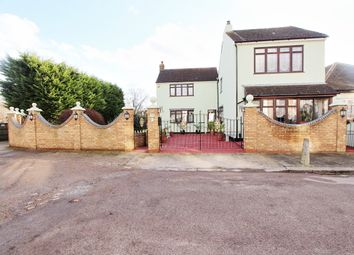 Thumbnail 4 bed detached house for sale in Beaconsfield Road, Enfield