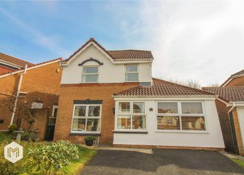 Thumbnail 4 bedroom detached house for sale in Wellburn Close, Bolton, Greater Manchester