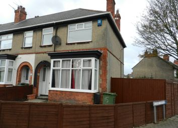Thumbnail 3 bed terraced house to rent in Cross Coates Road, Grimsby