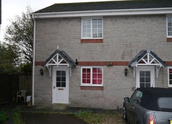 Thumbnail 2 bed end terrace house for sale in Garth Morcom, Liskeard