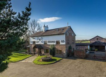 Thumbnail 8 bed country house for sale in Griffe Lane, Bury, Greater Manchester