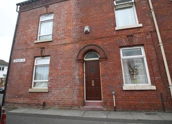 Thumbnail 4 bedroom terraced house for sale in Jauncey Street, Deane, Bolton