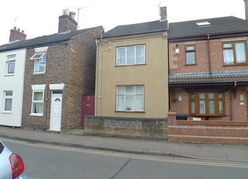 Thumbnail 3 bed detached house for sale in Clarence Road, Peterborough, Cambridgeshire.