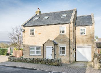 Thumbnail 4 bed detached house for sale in Summer Lane, Sheffield