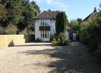 Thumbnail 3 bed detached house for sale in Woodstock Road East, Begbroke, Kidlington