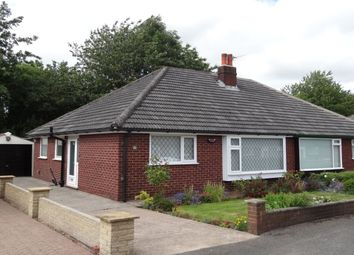 Thumbnail 2 bedroom bungalow for sale in Linden Grove, Ribbleton, Preston