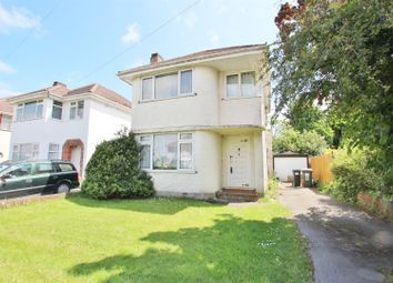 Thumbnail 3 bedroom detached house for sale in Saxonhurst Road, Bournemouth