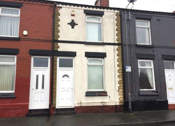 Thumbnail 2 bed terraced house to rent in Central Street, St. Helens