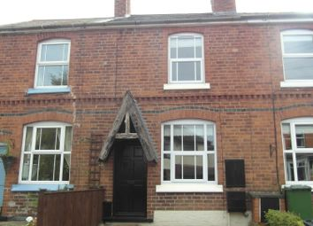 Thumbnail 2 bedroom terraced house to rent in Highfield Road, Bromsgrove