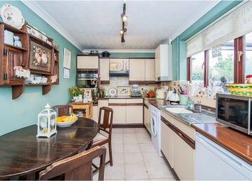 Thumbnail 3 bed terraced house for sale in Rutland Road, Stamford