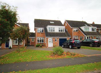 Thumbnail 5 bedroom detached house for sale in Longlands Lane, Findern, Derby