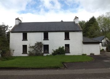 Thumbnail 8 bed detached house for sale in Lower Pitcalnie, Nigg