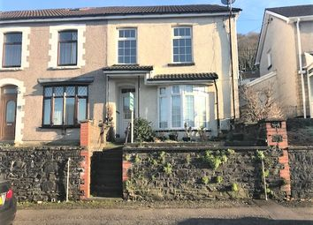 Thumbnail 3 bedroom end terrace house for sale in Merthyr Road, Pontypridd
