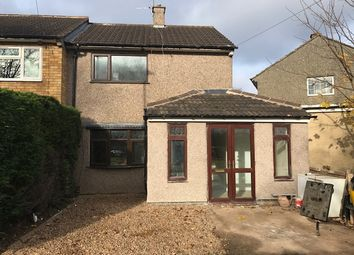 Thumbnail 4 bed detached house to rent in Monmouth Drive, Evington, Leicester, Leicestershire