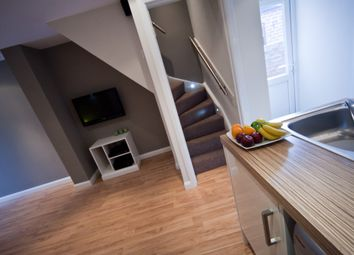 Thumbnail 4 bed terraced house to rent in Lovat Road, Preston, Lancashire
