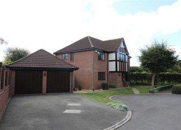 Thumbnail 5 bed detached house for sale in Widdybank Close, Allestree, Derby