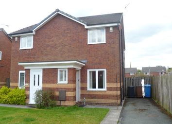Thumbnail 2 bed semi-detached house to rent in Chiffon Way, Salford