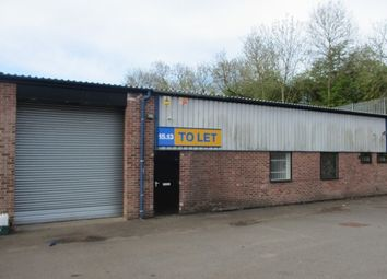Thumbnail Light industrial to let in Unit 15.13 Amber Business Centre, Greenhill Lane, Riddings, Alfreton, Derbyshire