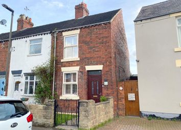 Thumbnail 2 bed end terrace house for sale in Danesby Rise, Denby, Ripley