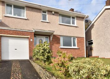 Thumbnail 3 bed semi-detached house for sale in Pant Y Sais, Jersey Marine, Neath