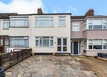 Thumbnail 3 bedroom terraced house for sale in Collier Row, Romford, Essex