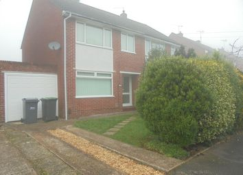 Thumbnail 3 bed semi-detached house to rent in Cherry Tree Avenue, Cowplain