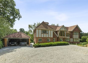 Thumbnail 6 bed detached house for sale in High Trees Road, Reigate, Surrey