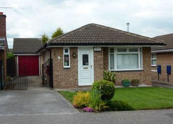 Thumbnail 2 bed bungalow to rent in Oak Road, Grassmoor, Chesterfield, Derbyshire