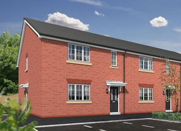 Thumbnail 2 bed flat for sale in Oakmere, Almond Brook Road, Standish, Wigan