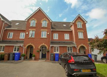 Thumbnail 3 bed town house for sale in Steeple Way, Stoke-On-Trent